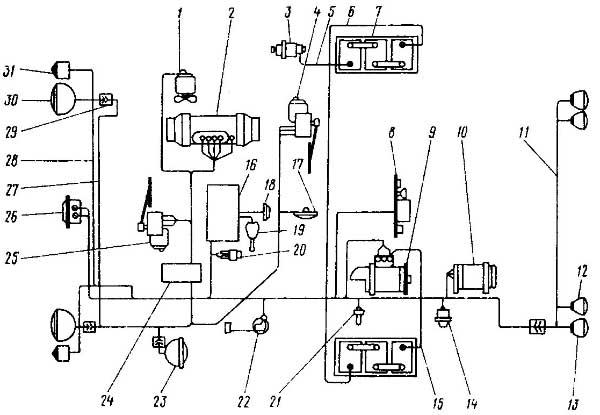 Электрические схемы 769